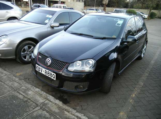 Vw Golf GTI 2007 Model in Immaculate Condition Karen - image 4