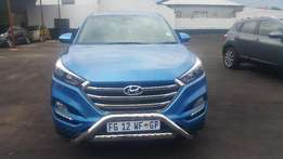 This vehicle is still like new latest Hyundai Tucson 2016 for sell