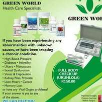 Green World Herbal Products And Business Opportunity