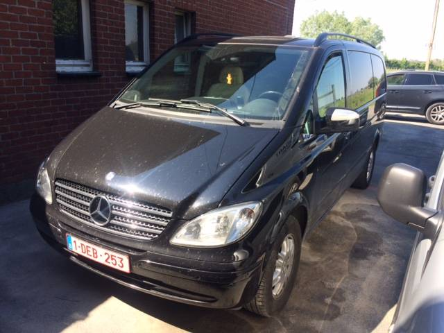 Mercedes-Benz Viano / 110Kw / FOR EXPORT ! - 2010