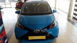 big specials on new Toyota aygo's all colours jump now call me