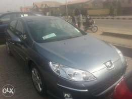 Tincan cleared tokunbo Peugeot 407 06 fuloption