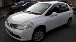 Nissan tiida kbt,1.5cc,super clean.trade in ok