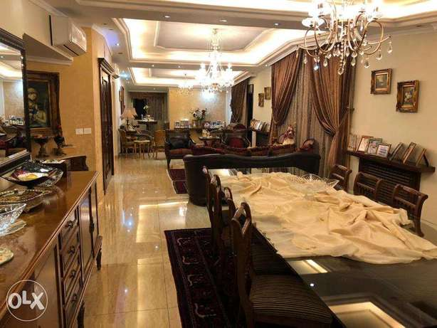 Fully furnished luxurious apartment open view banker cheque Ref # 2019