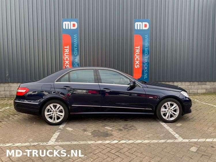 Mercedes-Benz E200 CDI - 2012 - image 5