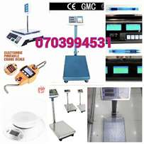 Digital Weighing Scales Brand New Plus 1 Year Warranty