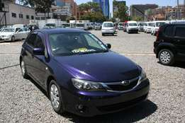 Subaru Impreza 2010 Model 1800cc Auto Petrol Engine