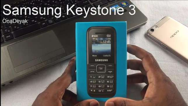 Brand New Samsung Keystone 3 B110 at 2,800/= with 2 Year Warranty Nairobi CBD - image 2