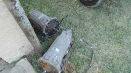 Two Lexus gearboxes for sale