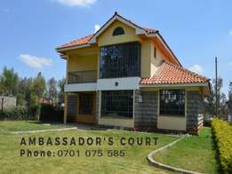 Full Ensuite Mansionette 4 Sale At Rimpa For 15 Million Shillings