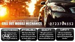Mobile Mechanics We Come to You.