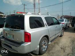Nigerian used but very clean SUV for sale