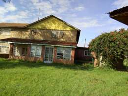 4 bedroom house located at njoro a place called sunrise