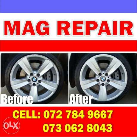 Mag Repairs West Rand - image 1