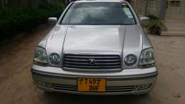 Good condition .this is toyota progress cc 2490 manufactured 2001