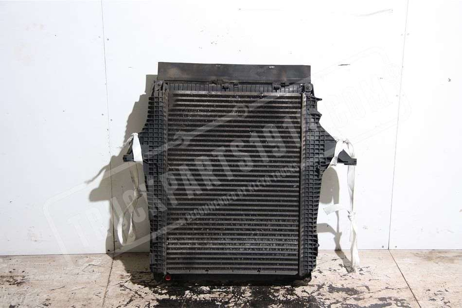 MAN Engine Cooling Radiator For