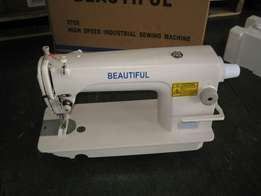 Electronic Industrial Sewing Machine with the leg