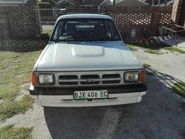 Ford Courier leisure