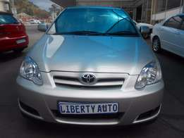 2007 Toyota RunX 1.60RS 76,000 km Leather, Front Electric Window