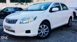Toyota Axio 2010 Fully Loaded Just Arrived Asking Price 1,100,000/=
