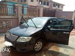 Full option Banktype corolla 2005