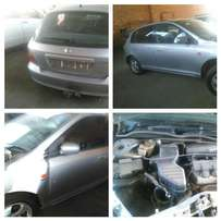 Suzuki Celrio and Honda Civic Stripping for Car Spare parts