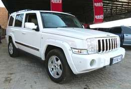 Jeep Commander 3.0 Limited [White]