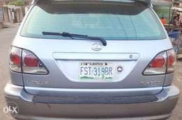 Neatly used 2003 model lexus Rx 300