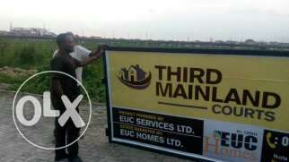 Land property investment is the best Lagos Mainland - image 1