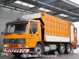 Volvo FL10 320 - For Import