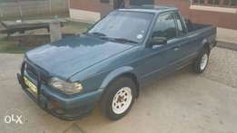 bakkie in good condition start and go