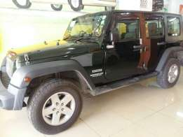 Wrangler Jeep brand new with sunroof