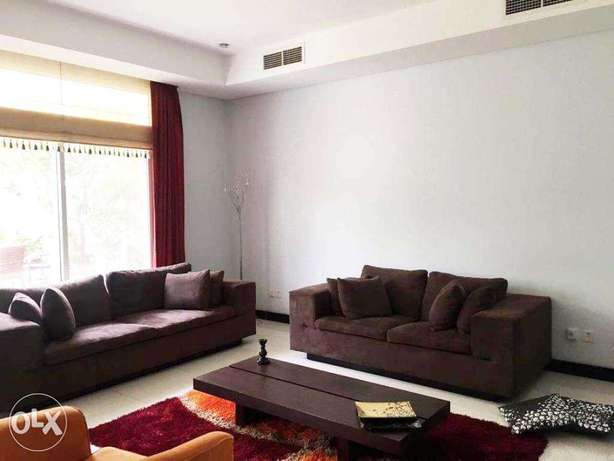 For rent Villa in Riffa views fully furnished lagoon.