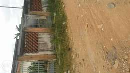Old structure of 3 bedrooms bungalow for sale at Adeoyo, ringroad