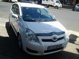 2008 Toyota Verso 1.6Tx comfortline available for sale