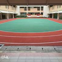 Indoor & outdoor sports facilities