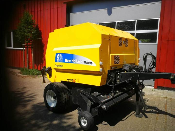 New Holland Br 6090 - 2008