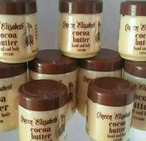 Queen Elisabeth cocoa butter cream