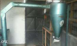 A working posho mill on Quick sale.