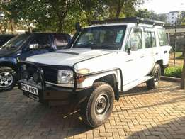 Toyota land cruiser 5 doors