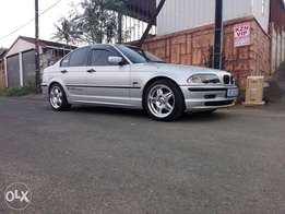 For Sale 2001 BMW 318i E46