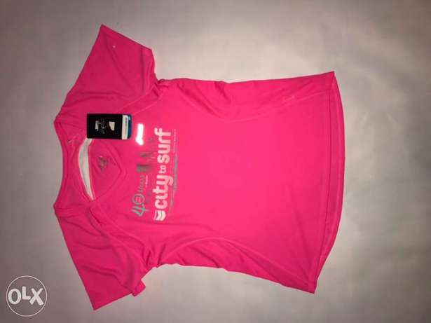 ASICS T-shirt sports women's original