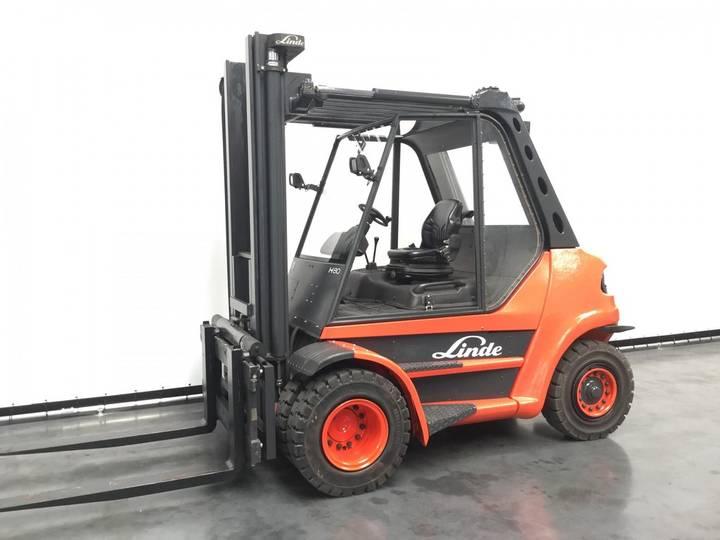 Linde H 80 D-03 - 2007