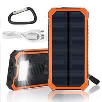Solar PowerBank/ Power Bank with Torch and SOS Flash Light
