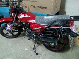 "RALEIGH ""Commando"" 150cc brand new"