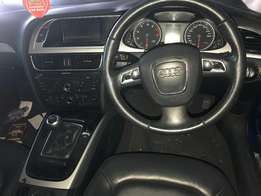 Audi A4 2010 TFSI Needs Engine Attention
