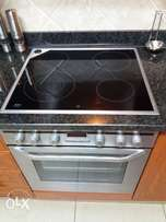 For sale - AEG Ceramic glass hob and oven