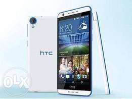 HTC DESIRE 820s box sealed 1 year warranty free flipcover