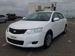 Toyota allion, new model 2010 finance terms accepted