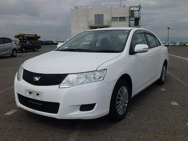 Toyota allion, new model 2010 finance terms accepted Westlands - image 1